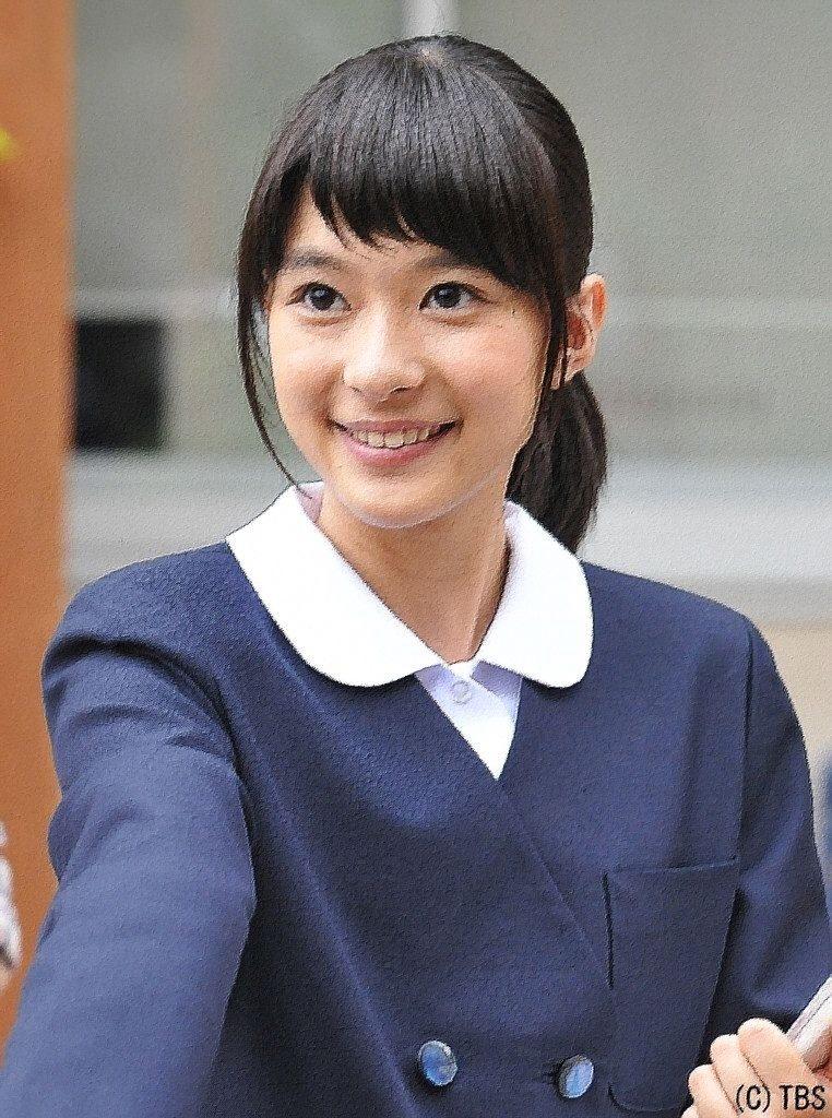 芳根京子のかわいい画像